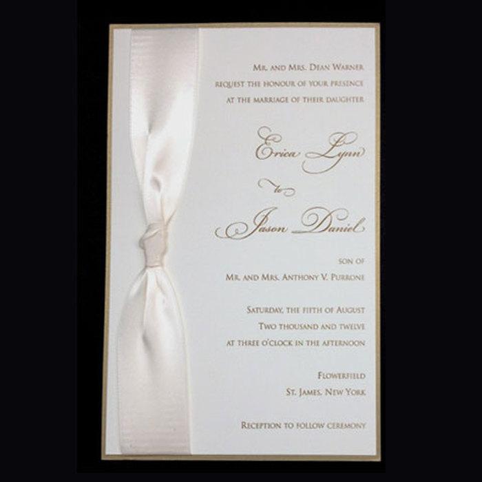 Freehold NJ Wedding Invites