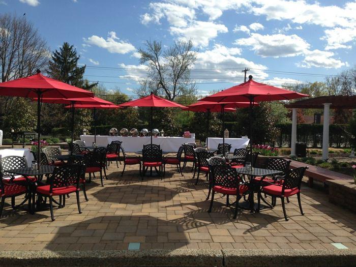 Outdoor Wedding Venue Essex County Nj 63