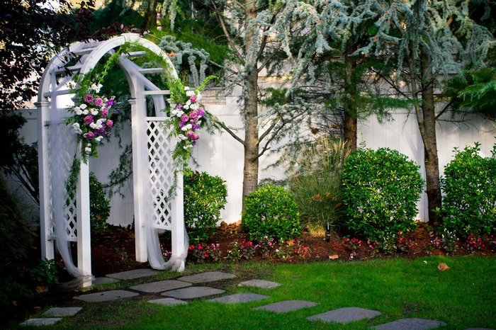 The Empire Club Weddings Garden Marriage Ceremonies
