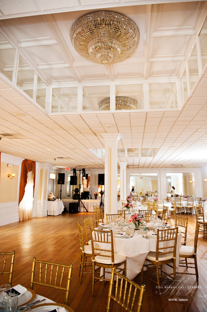 cape may nj wedding services the hotel alcott wedding