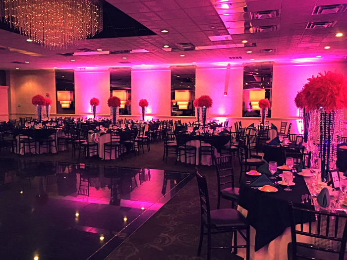 Wedding Receptions At The Elan Bergen County Weddings