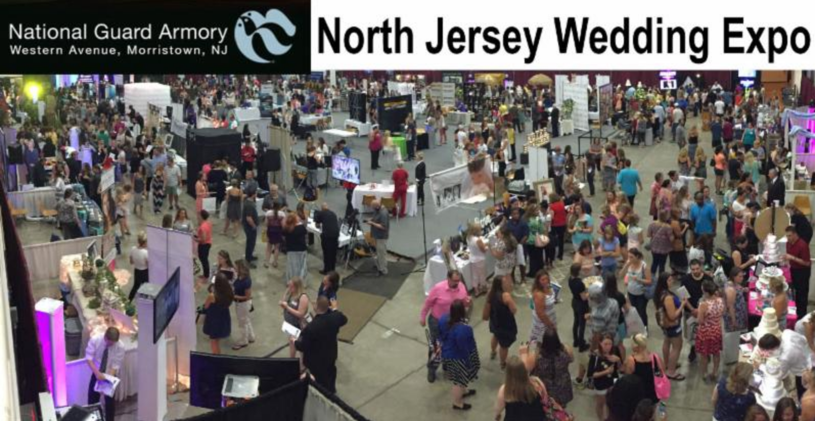 North Jersey Wedding Expo at The Morristown Armory