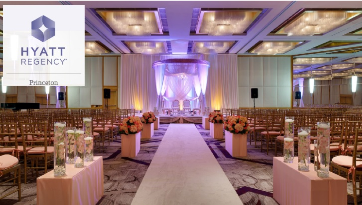 American Bridal Show at the Hyatt Regency Princeton
