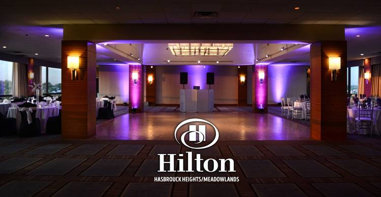 Hilton Hotel Hasbrouck Heights Bridal show