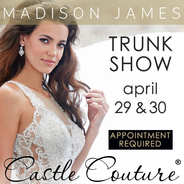 Madison James Bridal Trunk Show