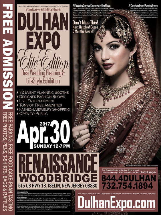 Dulhan Expo South Asian Bridal Show - Elite Edition