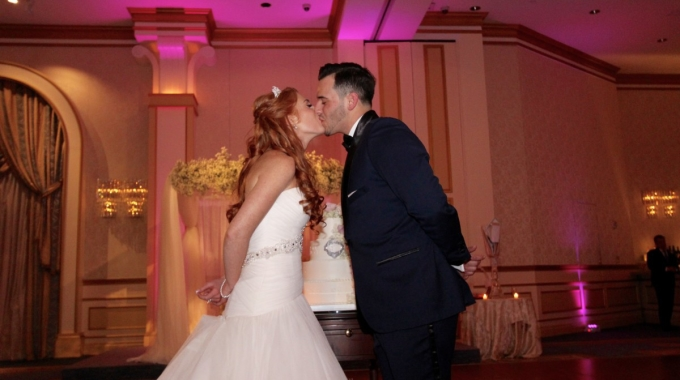 Angela & David's Wedding at The Grove in Cedar Grove, NJ | Eclipse Events