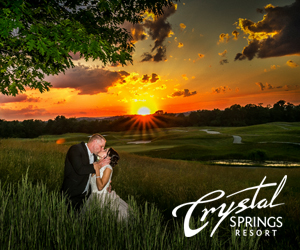 Crystal Springs Resort Weddings, Sussex County, NJ