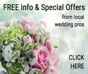 FREE Information & Special Offers from Local Wedding Pros!