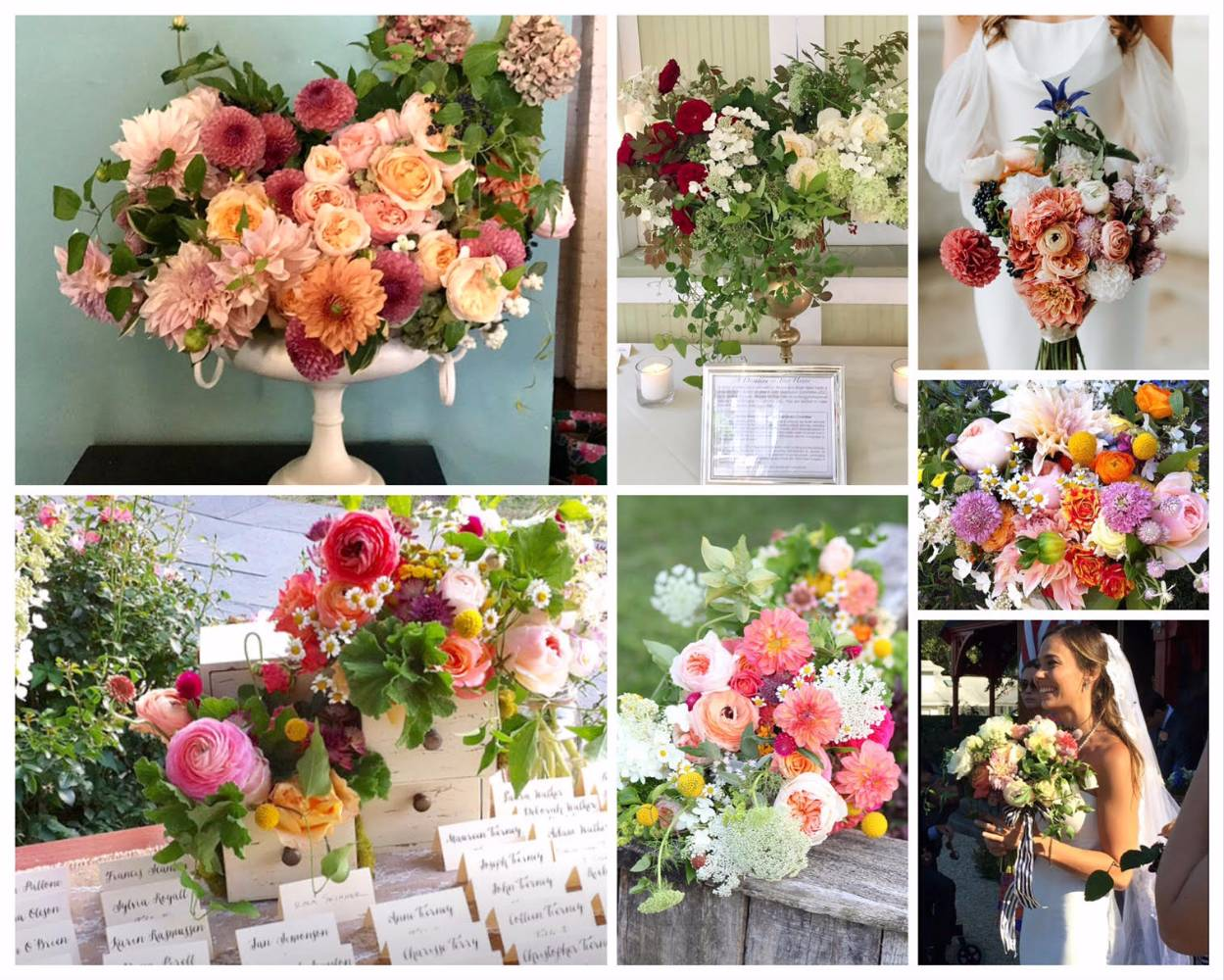 Guests Commented That The Flowers Are The Most Beautiful And