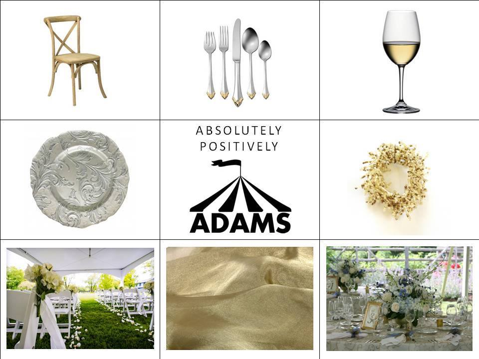 Adams Party Rental in Hamilton Township NJ