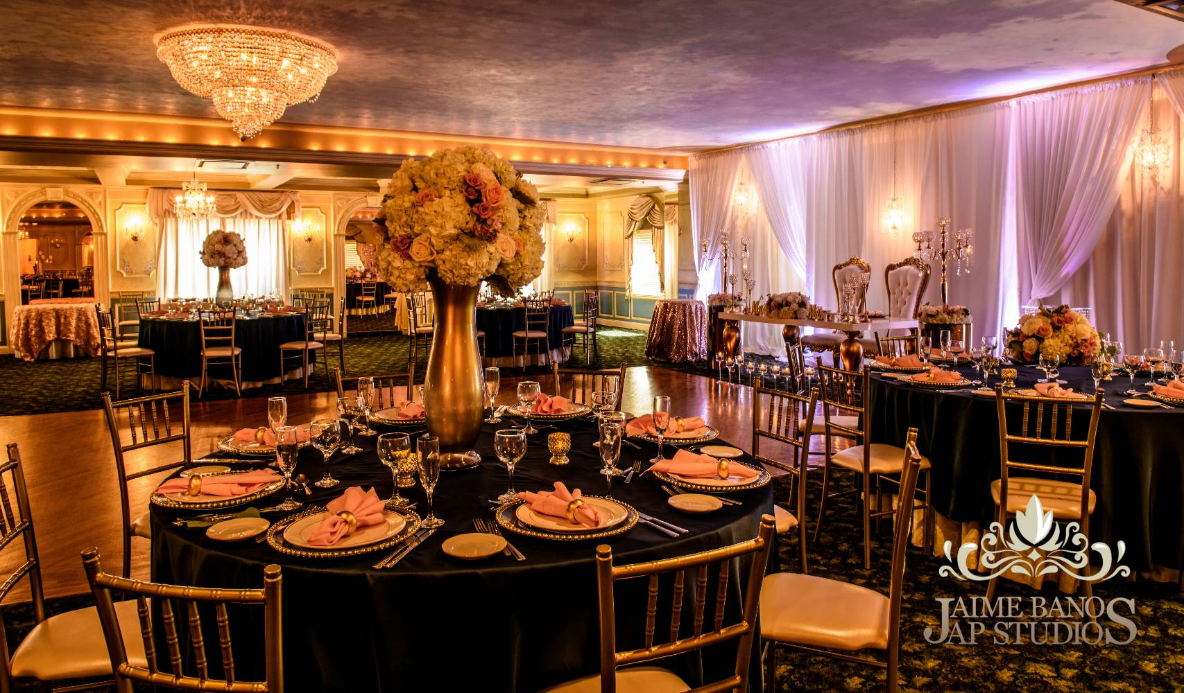 Ravello Elegant Weddings & Banquets in East Hanover NJ