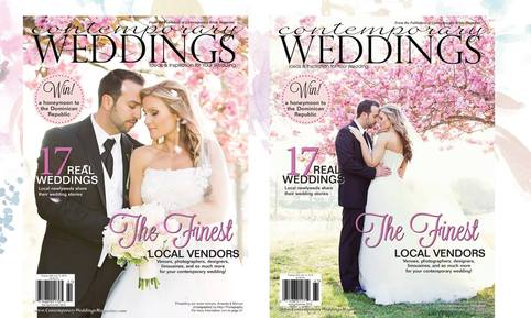 Contemporary Weddings Magazine in South Plainfield NJ