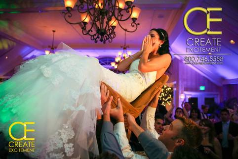 Create Excitement Wedding DJs in Wall Township NJ