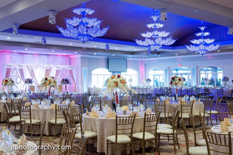 Somerset Nj Wedding Venues The Marigold Banquet Facility