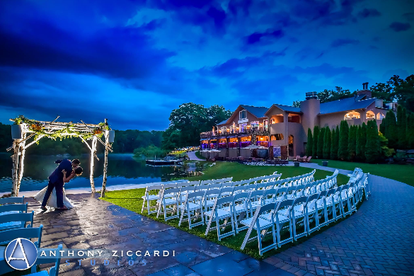 Rock Island Lake Club Sparta Nj Wedding Venues Sussex County