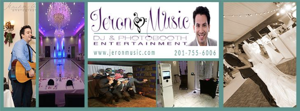 Jeron Music DJ & Photo Booth Entertainment in Union City NJ