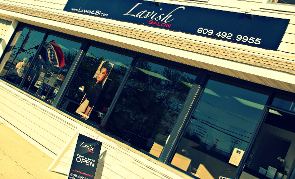 Lavish Salon in Beach Haven NJ