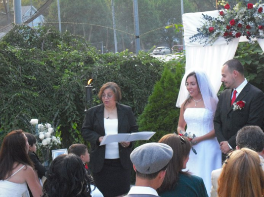 Weddings-Bodas in Bloomfield NJ