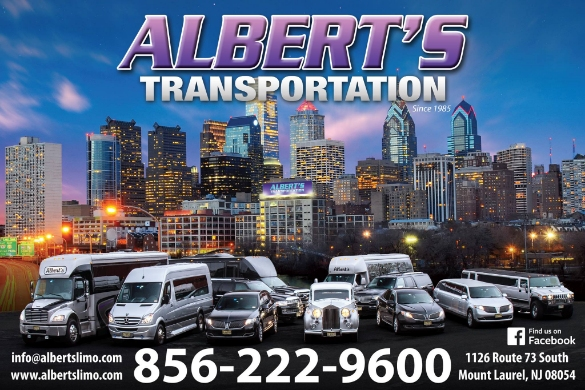 Albert's Limousines & Transportation in Mount Laurel NJ