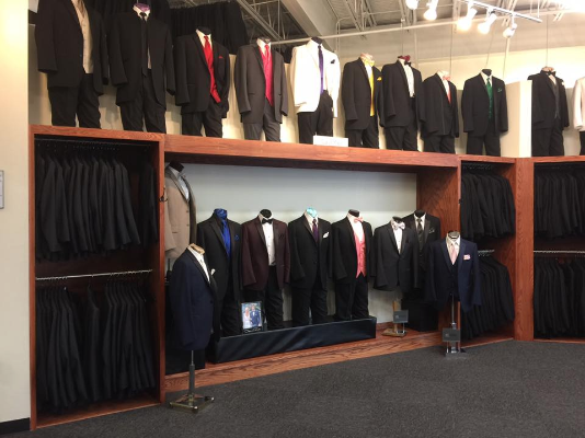 Robert's Tuxedos in Totowa NJ