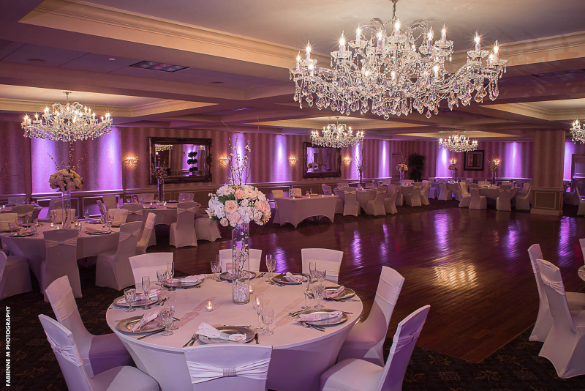 Sterling Ballroom at the DoubleTree by Hilton Tinton Falls in Tinton Falls NJ