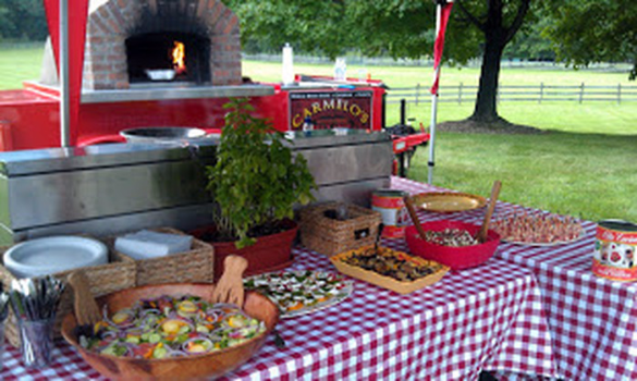 Carmelo's Brick Oven Pizza (Mobile Caterer) in Ringwood NJ