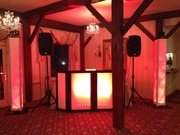 DBoy Entertainment | DJ Booth Set Up | New Jersey Weddings