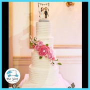 Buttercream Wedding Cakes | Blue Sheep Bake Shop | Somerville, NJ