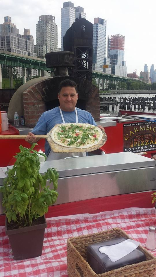 Carmelo's Creations - Pizza Catering For NJ & NY Weddings, Special Events & Parties