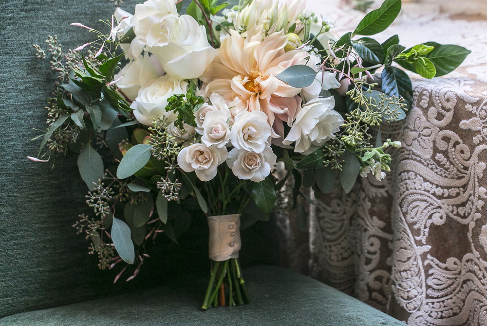 AVS Secret Garden | NJ Wedding Floral Design | The Blushing Bride Collection
