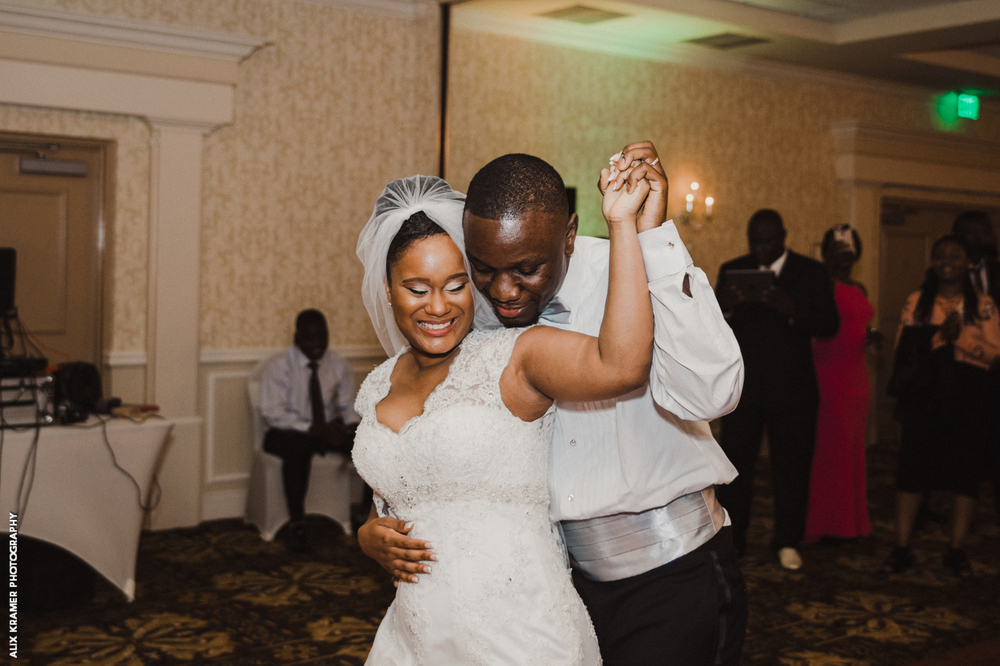 Kristen and Ayellor | Married June 2018 | Windsor Ballroom, New Jersey
