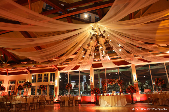 Grand Ballroom at the Liberty House Restaurant | Jersey City, NJ | Landmark Venues