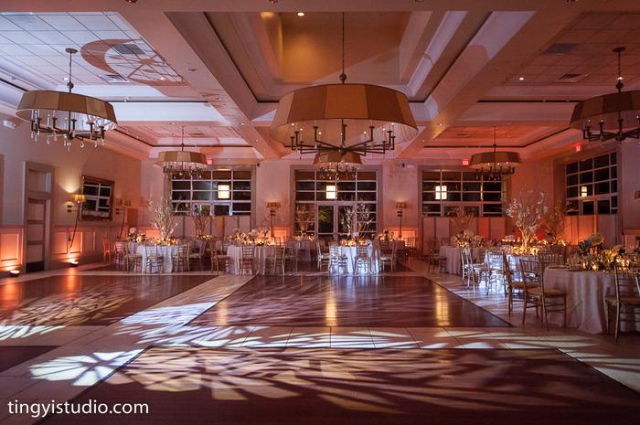 Grand Ballroom Stone House At Stirling Ridge Warren Nj Weddings Landmark Venues