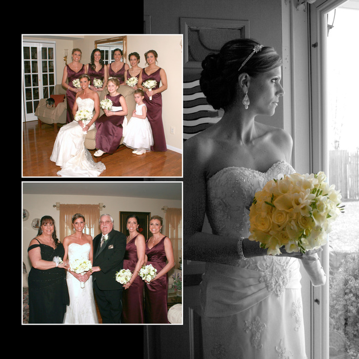Lauren and Darrens wedding by Harvey Photography Entertainment