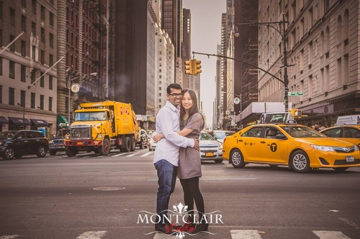Engagement Photo Sessions | Montclair Studio | Montclair, NJ