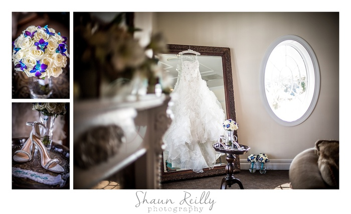 Galloway NJ romantic wedding at Carriage House {Shaun Reilly Photography}