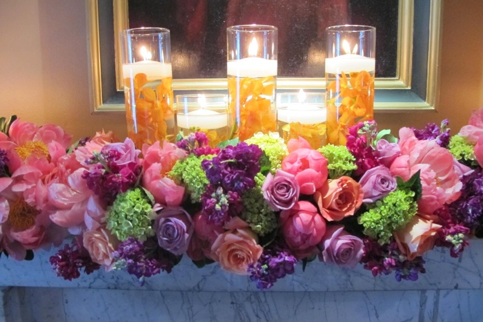 Other Floral Decoration Ideas for Weddings by Amaryllis Event Decor