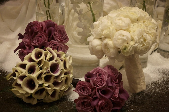Bridal & Bridesmaid Bouquets by Amaryllis Event Decor