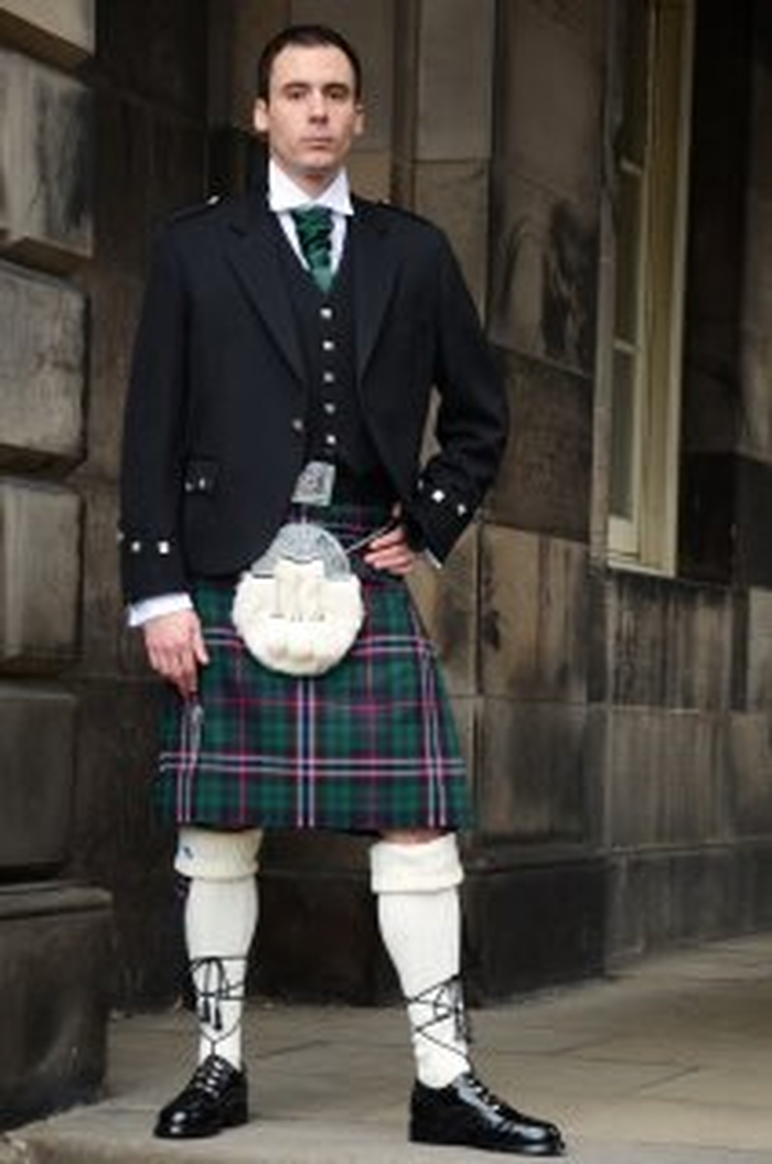 Kilts for Formal Occasions | Toms River Tuxedo | Celtic Mens Formal Wear | NJ