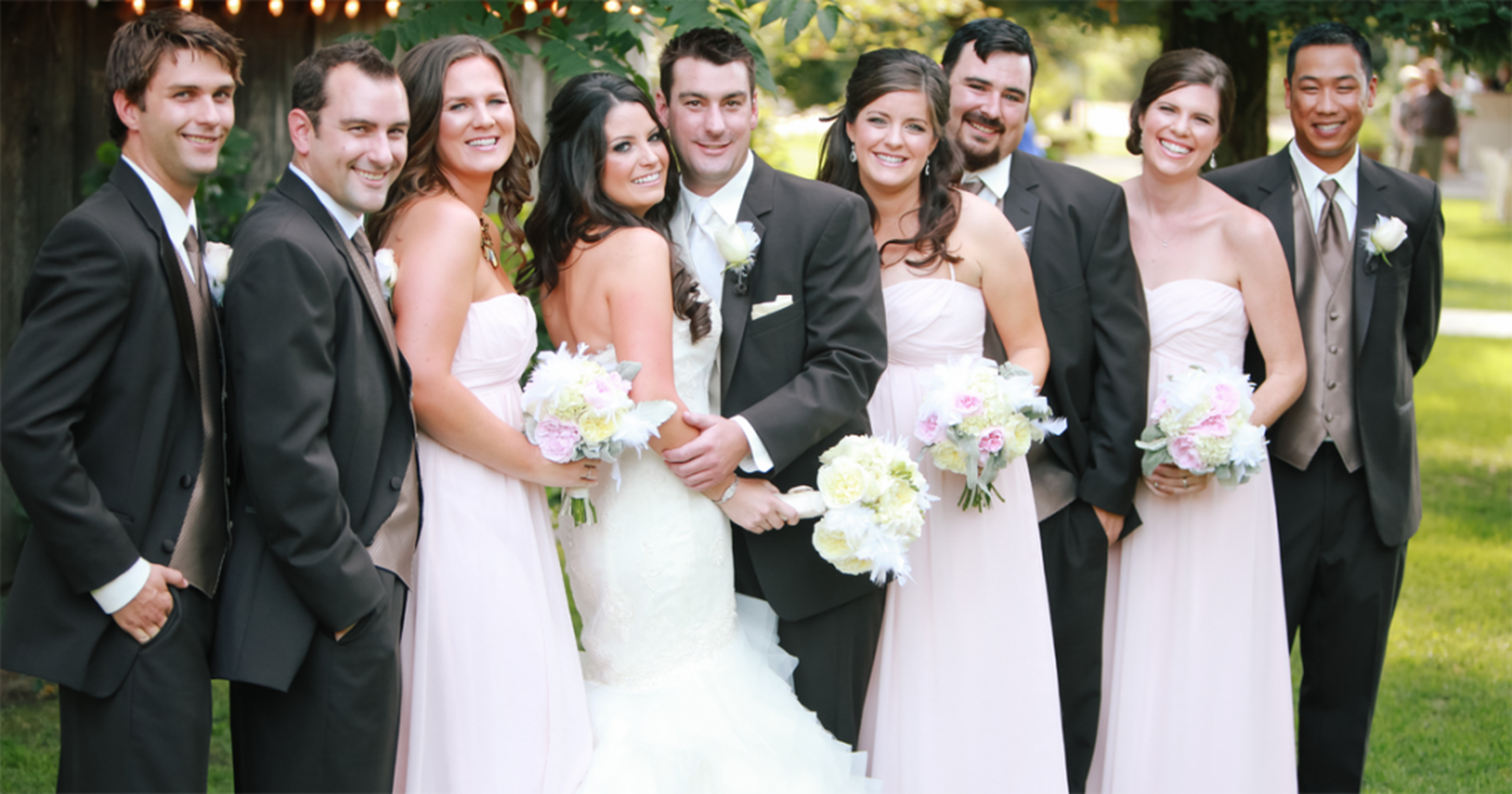 Wedding Photos | Toms River Tuxedo | Formalwear | NJ Tuxedos