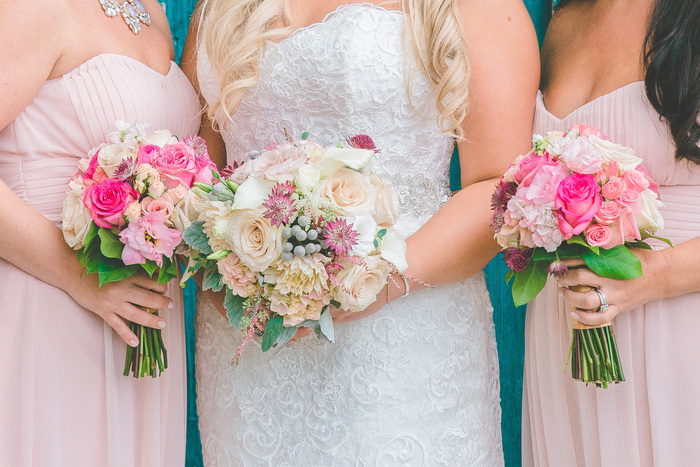 Wedding Florals | Nicole Klym Photography
