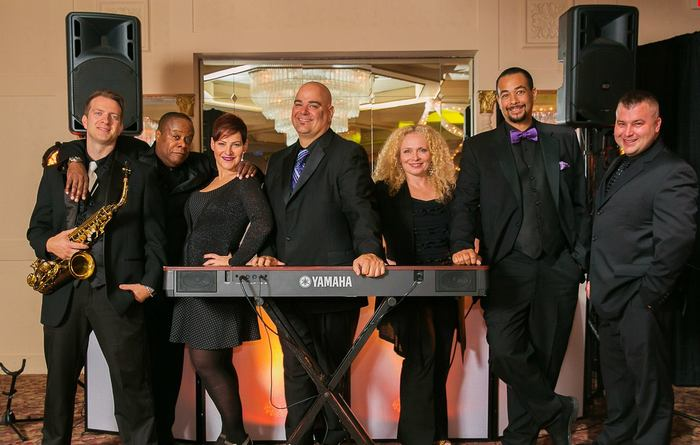 Make Your Wedding Come ALIVE With D'Amico Entertainment - DJ / Band Combination