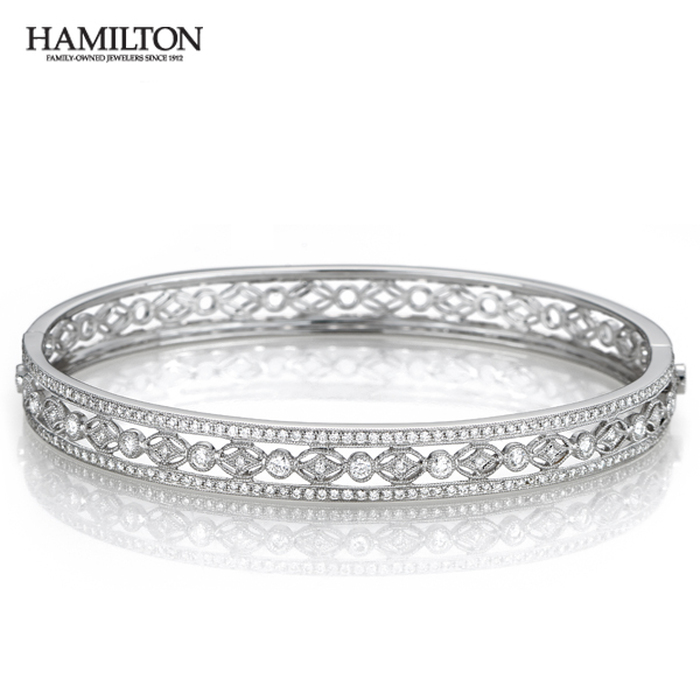 Bridal Jewelry | Hamilton Jewelers | Princeton, NJ Weddings