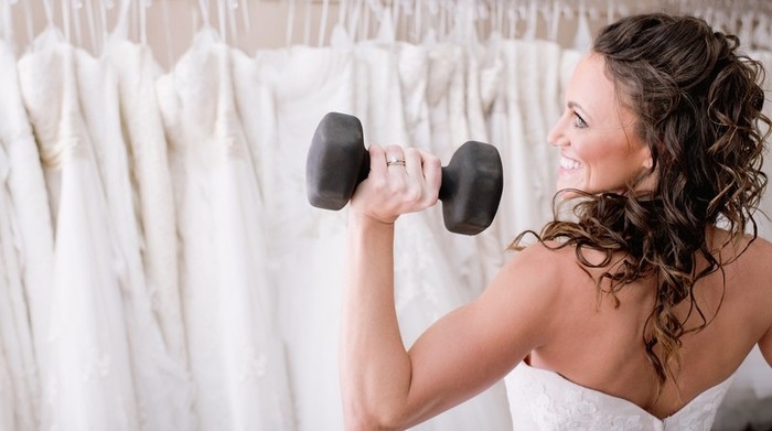 Buff Brides To Be: Get In Shape For Your Wedding Day & Honeymoon!