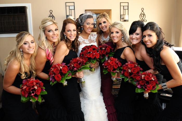 Brides & Bridesmaids by Beauty Glam Artistry