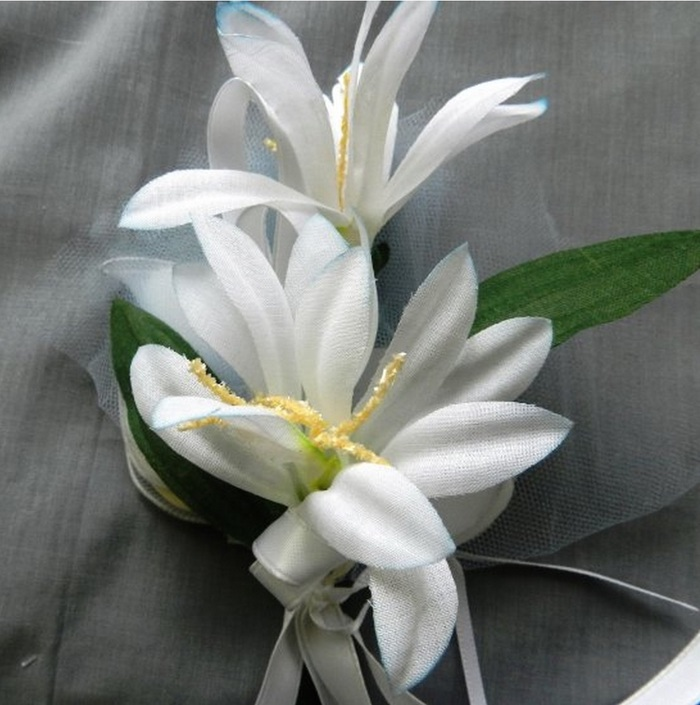 Rachetta Flower Favor from Blue Lily Handmade Italian Favors, Parsippany, NJ
