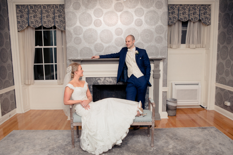 Kelly and Dan's Wedding at Pen Ryn Estate