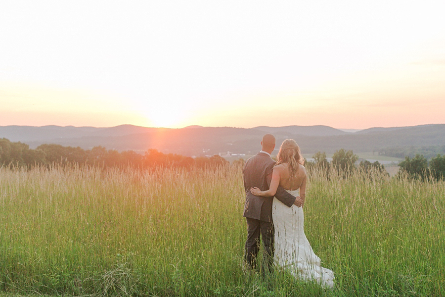 Jess & Craig Wedding at Born to Run Farm Photos by Mekina Saylor