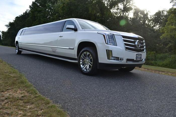 First Class Limousine: NJ's Largest & Most Diverse Fleet Of Exotic Limousines!